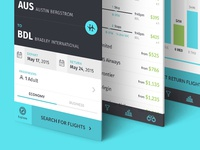 Flight App redesign