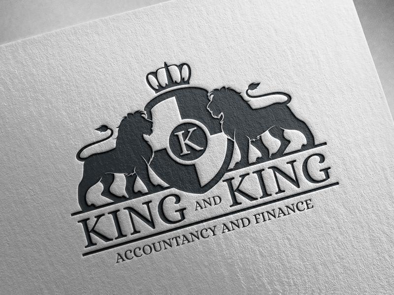 royal lion logo template v2alex broekhuizen - dribbble