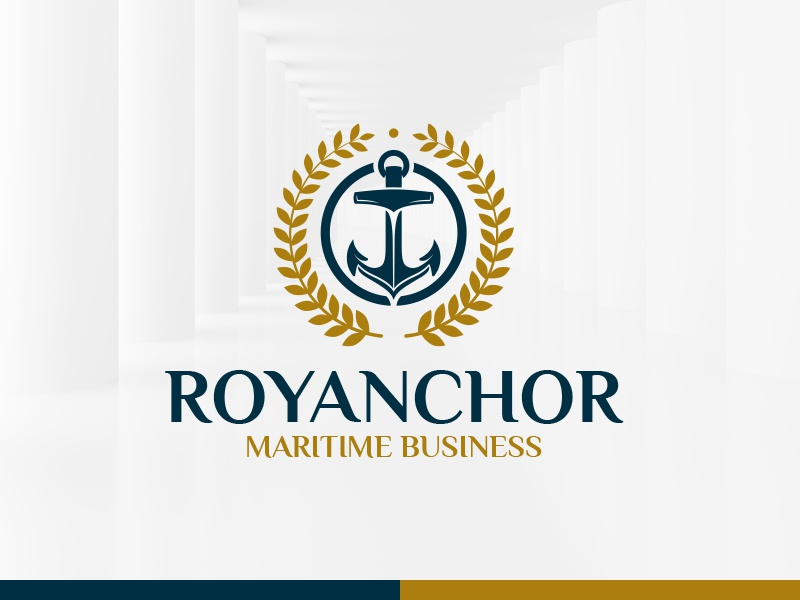 Royal anchor logo template by alex broekhuizen dribbble royal anchor logo template thecheapjerseys Choice Image