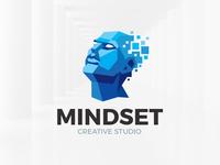 Mindset Logo Template V2