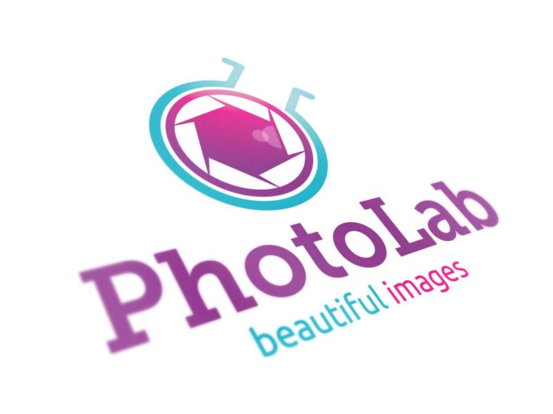 Photo Lab Logo Template photo lab logo template corporate identity brand photography