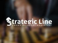 Strategic Line Logo