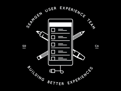 Seamgen UX Team Badge