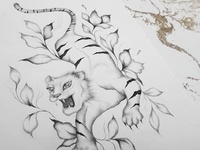 Chinese Zodiac Commission - Year of the tiger