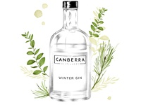 // The Canberra Distillery - Winter Gin //