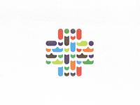 Logo idea for a software company.