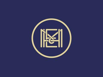 MHE Monogram Refined.