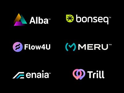 Logofolio Update Oct 2020 storytelling symbol brand lettering mark monogram identity logo design visual identity branding creative logos logos logo