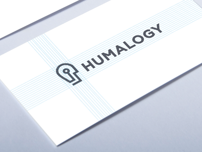 Humalogy Logo Construction.