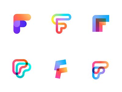 F Logos - FysioVitalis Logo Project lifestyle human health therapy physics line movement arrow active fit sport lettermark f logos logo design mark monogram identity branding logo