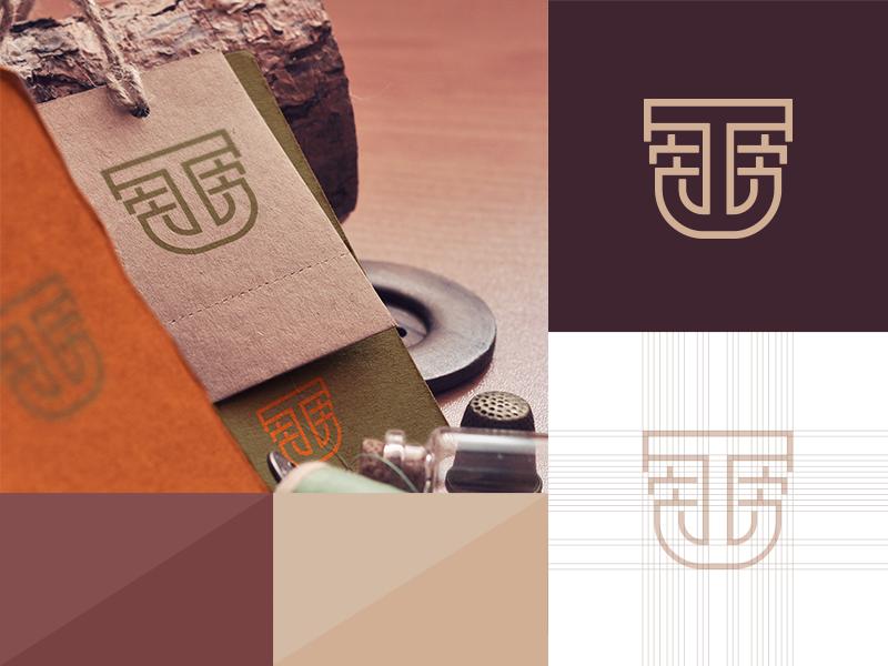 Branding monogram