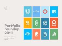 Portfolio Roundup 2014.