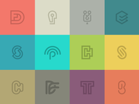 Monograms and Symbols.