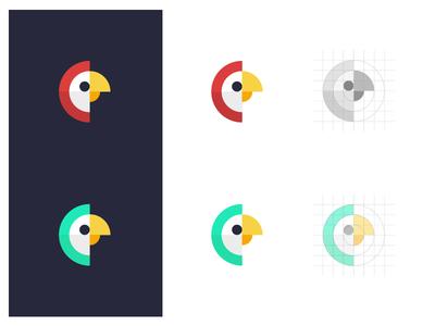 Birds. birds bird abstract grid minimal simplistic chicken simple icon geometric