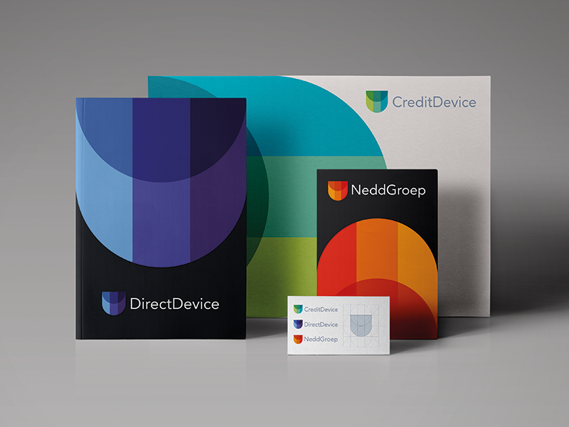 Creditdevice stationary dribbble 1