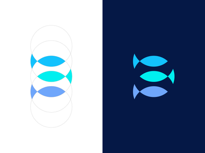 Fisheye media mark minimal