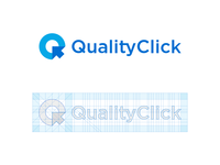 QualityClick mouse point arrow market online seo marketing identity logo qualityclick click quality