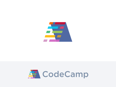 CodeCamp code camp programmer codes geek technical school tent grid identity