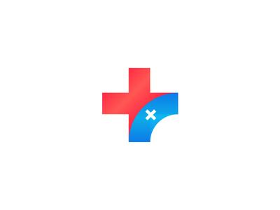 Nurse Mark 2 file doctor hospital medic doc docs health monogram cross nurse