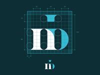 NIB (nib) Monogram 2