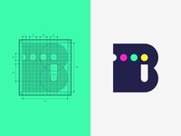 iB Monogram.
