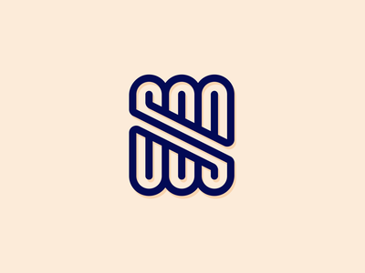 S.O.S. ambigram logo o s peace hope monogram terror world help sos