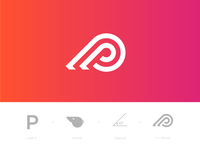 P Whistle - Logo Design.