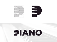 Piano wordmark.