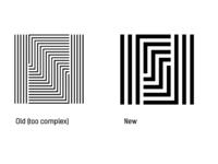 N monogram redesign