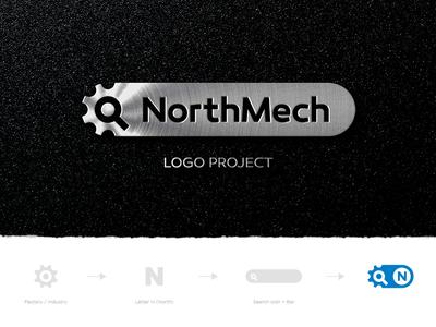 NorthMech Logo Project.