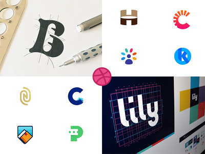 10k Dribbble Followers freelance logos jeroenvaneerden jeroen portfolio dribbble followers 10k 10