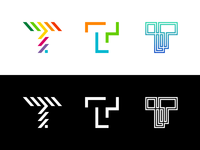 Logo Explorations - T