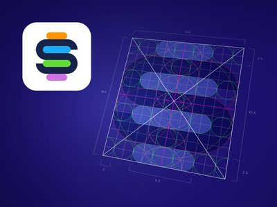 Logo Design - Gridwork. manage calendar plan smart icons logos system s app icon grid logo