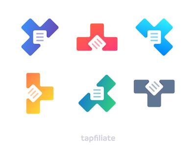 Tapfiliate - Logo Redesign