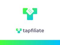 Tapfiliate - Logo Concept