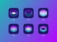 Tapfiliate - Logo Explorations