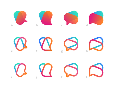 Tapfiliate - Concept iterations