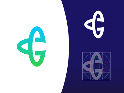 Logo Concept - C Globe