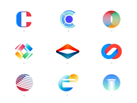 Finance Logo Explorations