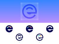 E Logo - Food App