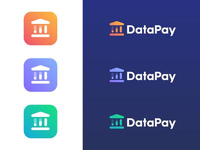 DataPay pillar pay money trust analyze charts chart building finance bank data