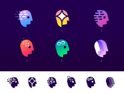 Think / Infinity - Logo Design 2