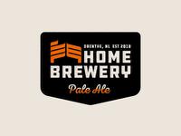 HomeBrewery - Badge Design