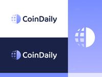 CoinDaily - Logo Design