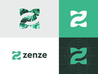 Zenze - Logo Design