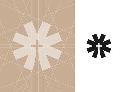 LeaderSource - Logo Design people leaders focus up arrow healthy movement followers faith cross leader church
