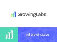GrowingLabs - Logo Design