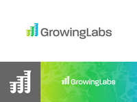 GrowingLabs - Logo Design