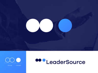 LeaderSource - Identity Proposal 3 hand dots leaders lead forward movement followers faith leader