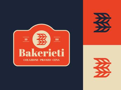 Bakeritie - Logo Proposal